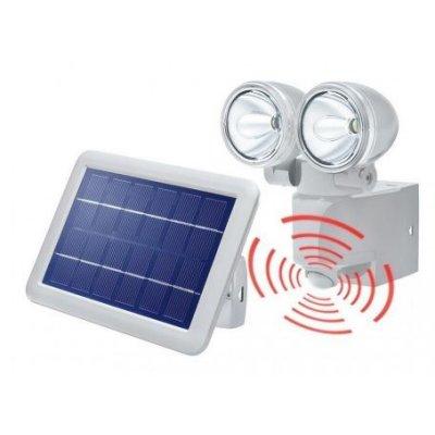 Solar PIR buitenlamp II