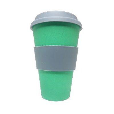 koffiebeker bamboe groen