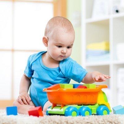Duurzaam babyspeelgoed