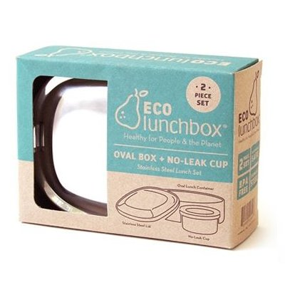 Eco Lunchbox Oval
