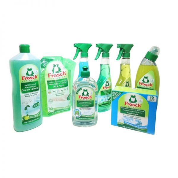 Frosch schoonmaakpakket