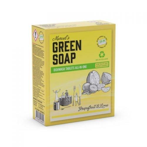 Marcel Green Soap vaatwastabletten