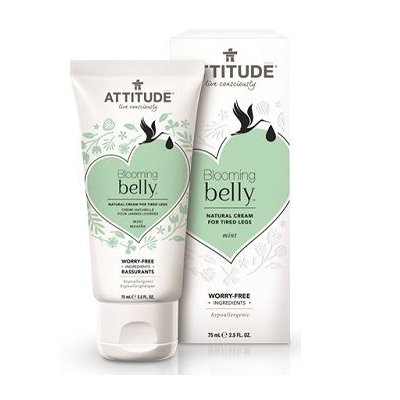 Natural cream voor vermoeide benen
