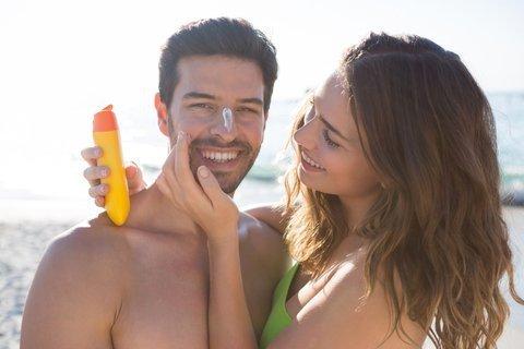 veilige zonnebrandproducten