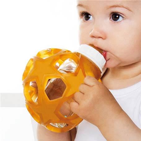 Babyflesjes en spenen