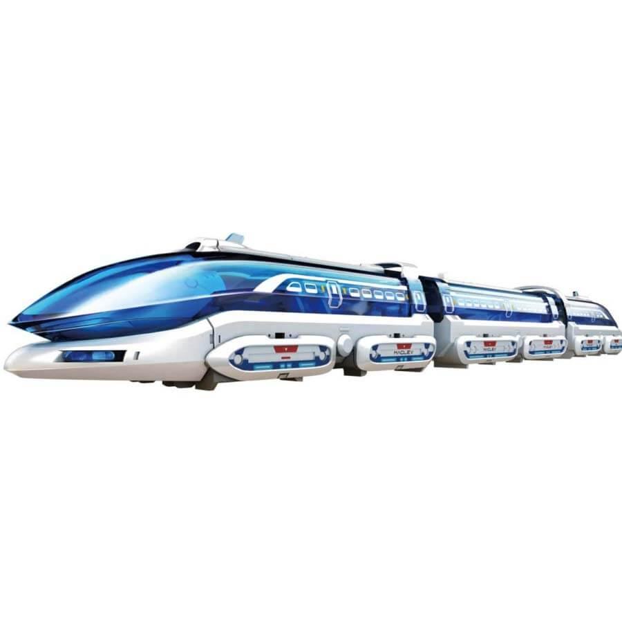 Powerplus magnetisch zwevende trein