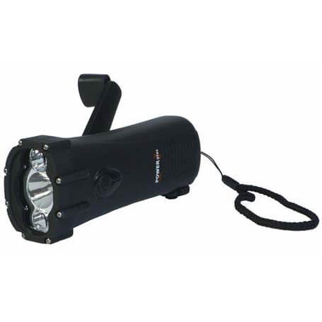 Powerplus zaklamp Shark