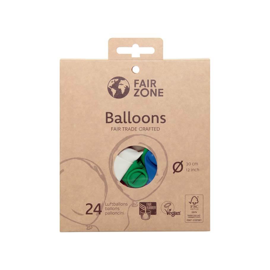 Fairzone ballonnen