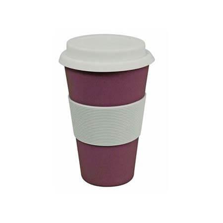 koffiebeker violet