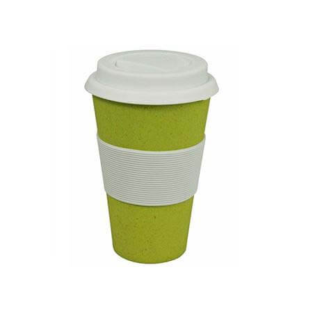 koffiebeker yellow