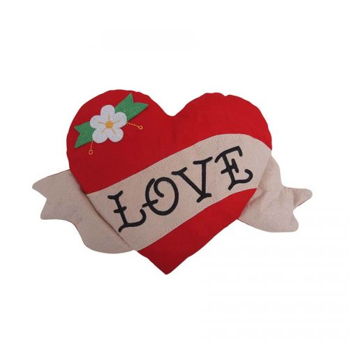 Knuffelig Valentijn Hart