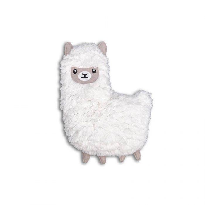 Knuffelige lama