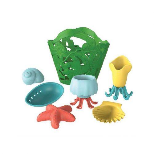 Bad speelgoed setje - getijdepoel