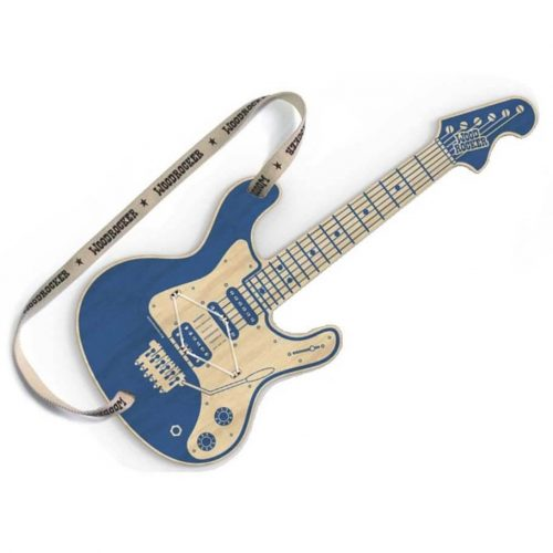 Woodrocker - gitaar