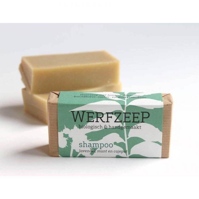 Werfzeep shampoo