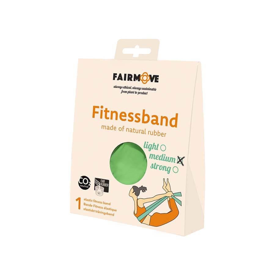 fitnessband groen
