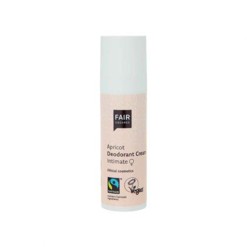 Intimate Deodorant Cream Apricot
