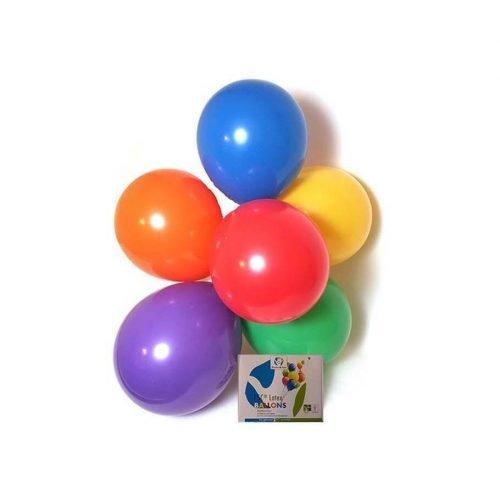 FSC gekleurde ballonnen