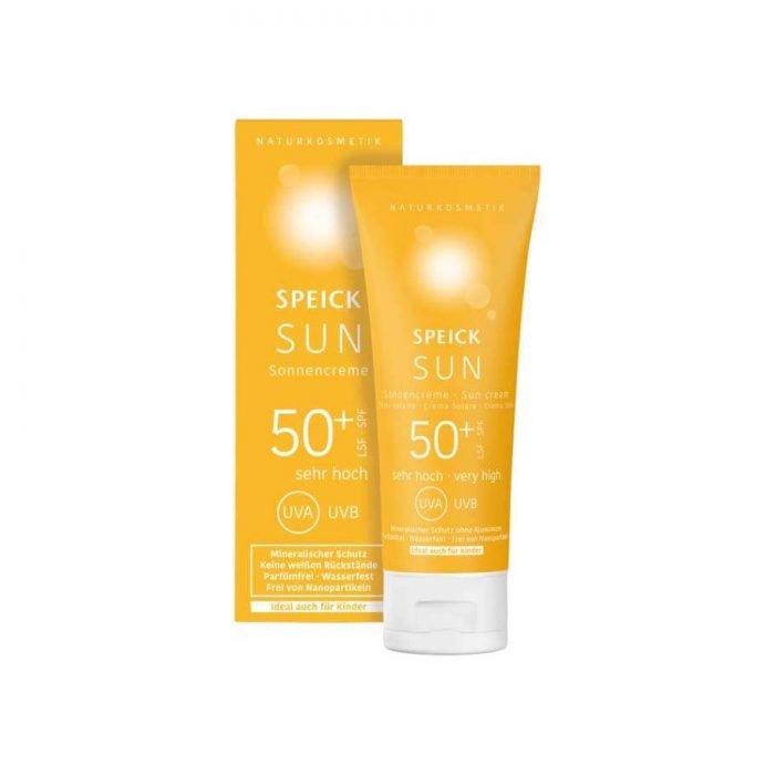Speick zonnecreme Factor 50