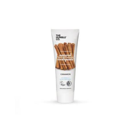 Natuurlijke tandpasta - kaneel