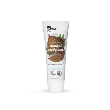 Natuurlijke tandpasta - kokos & Zout