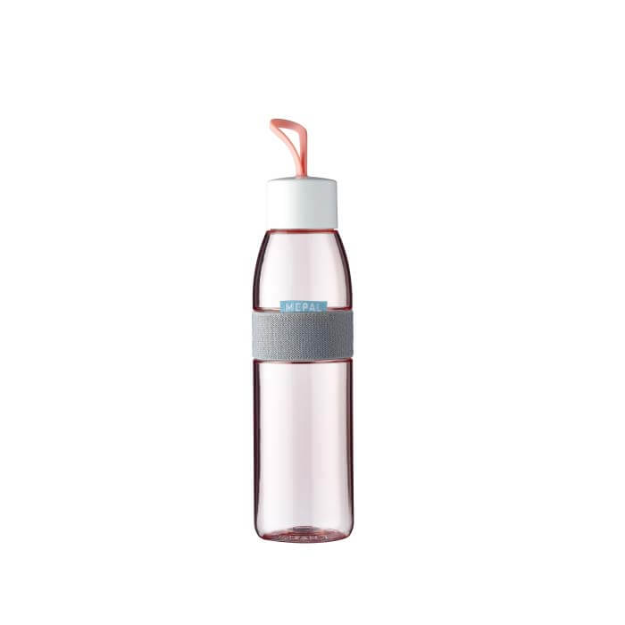 Waterfles ellipse 500 ml - Nordic pink