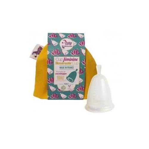 Menstruatie Cup no2 Geel