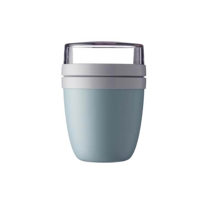 Lunchpot ellipse Nordic green
