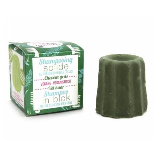 Shampoo Blok Vet haar - wild gras