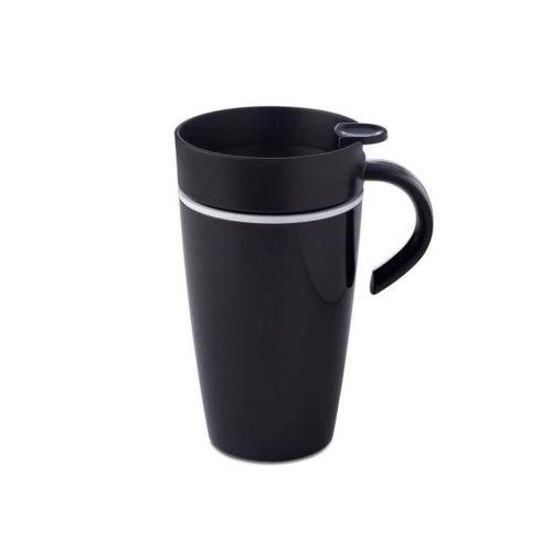 Thermomok Koffiebeker zwart