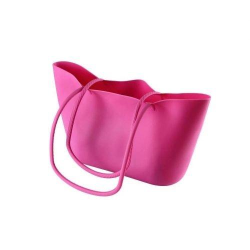Opvouwbare Strand tas Roze