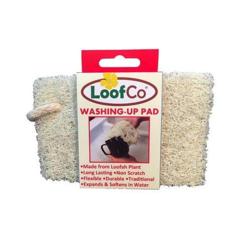 Afwas spons Loofco - 1 stuk