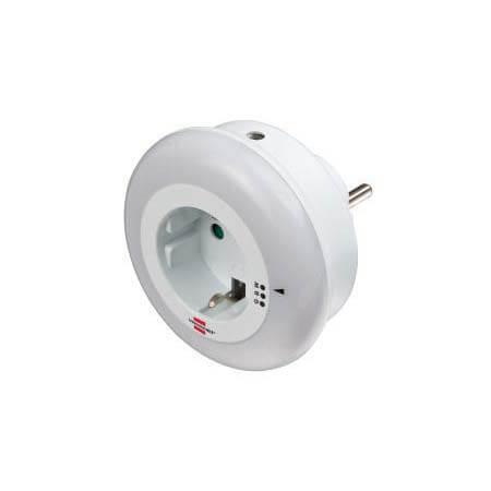 Nachtlampje en stopcontact