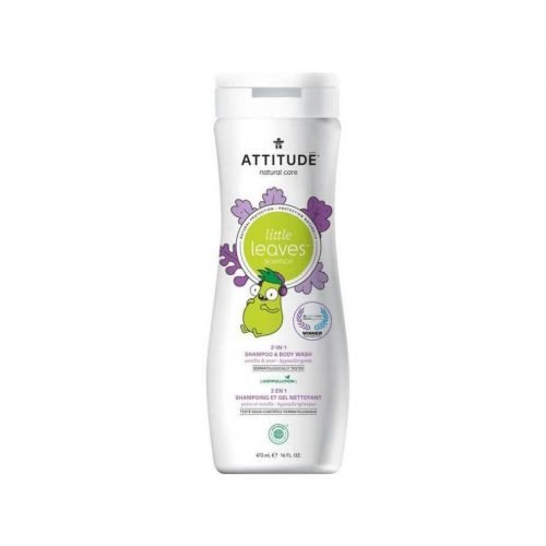 2-in-1 Shampoo - Vanilla & Pear