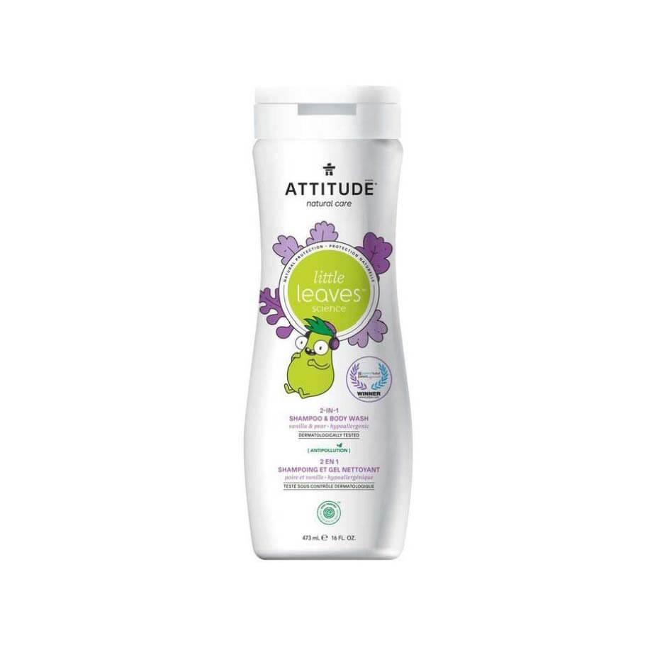 2-in-1 Shampoo - Vanilla & Pear