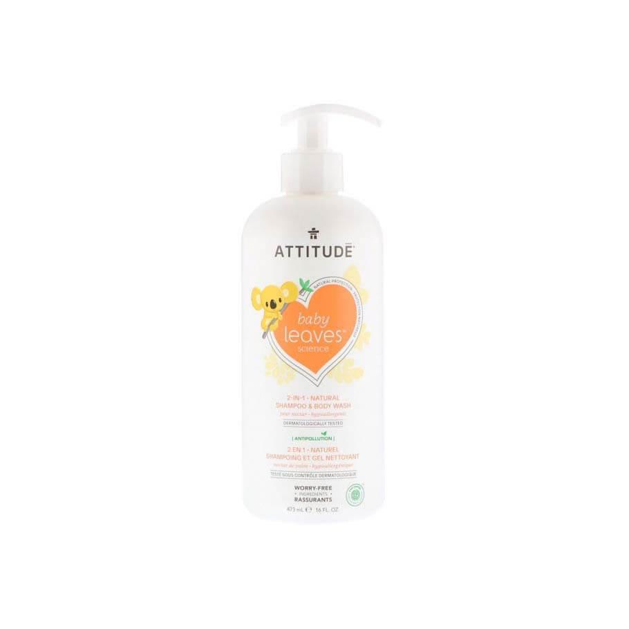2 in1 Shampoo- Bodywash - pear nectar