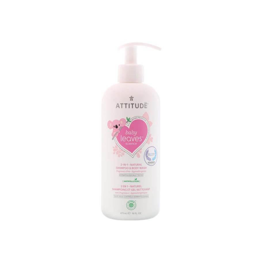 2 in1 Shampoo Bodywash