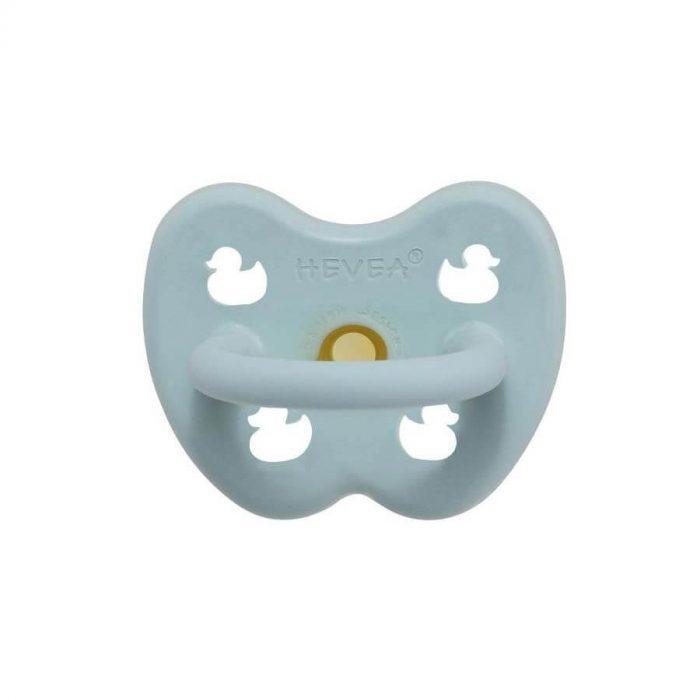 Natuurlijke speen orthodontisch blauw