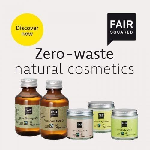 Zero waste verzorging