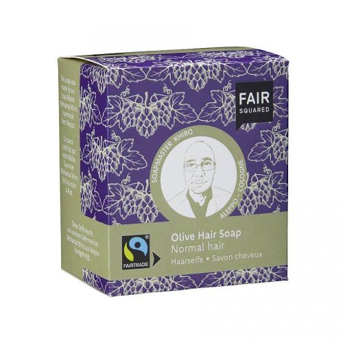 FairSquared Shampoo Bar Olijf