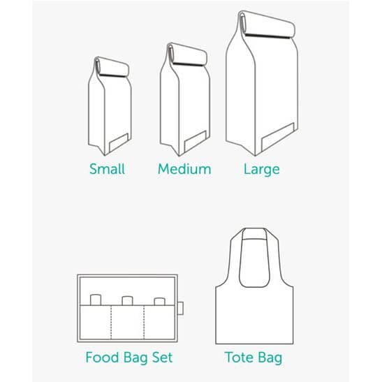 verpakkingsvrij boodschappen doen