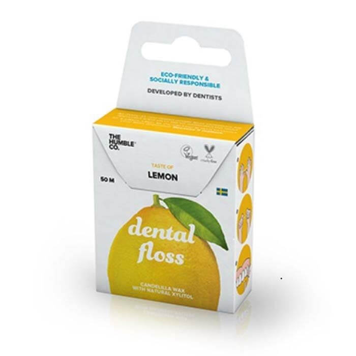 Dental Floss Citroen