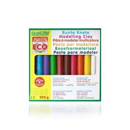 Boetseerklei kleuren staafjes