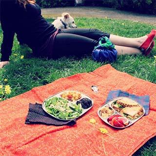 Voor onderweg en picknicken