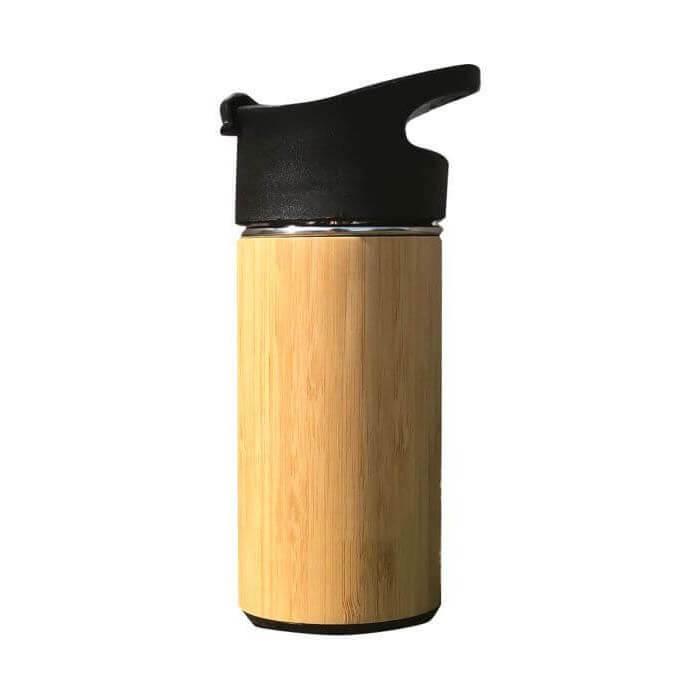 Retulp thermosbeker bamboe