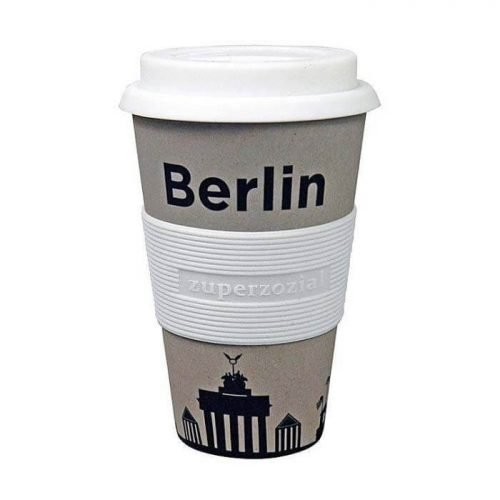 Bamboe Koffiebeker to go Berlijn