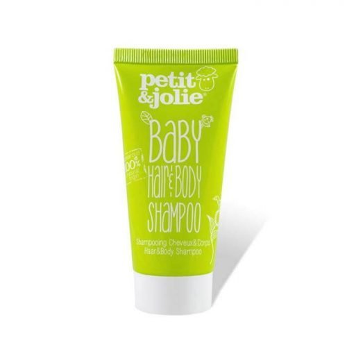 Baby Hair & Body Shampoo mini