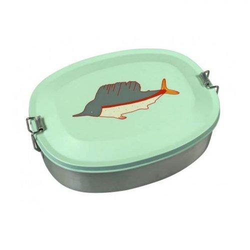 Lunchbox met Zwaardvis