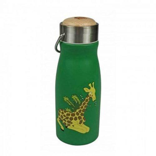 Thermosfles RVS dubbelwandig - Giraffe
