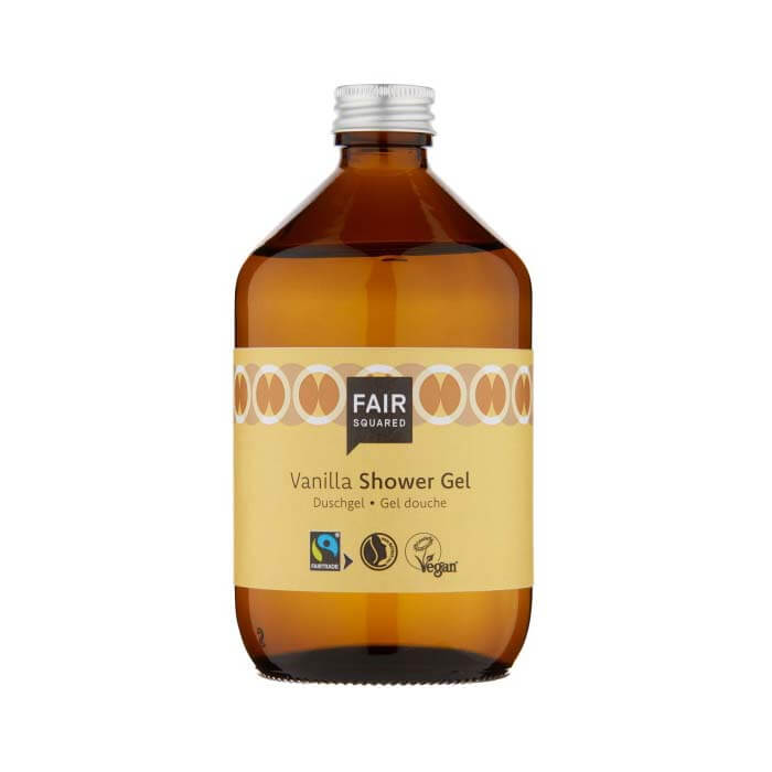 Fairsquared Shower Gel Vanilla